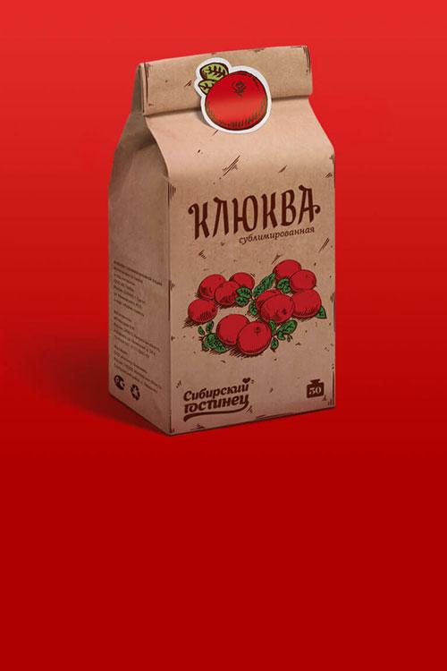 Картинка-превью для проекта Упаковка ягод игрибов «Сибирскогогостинца»