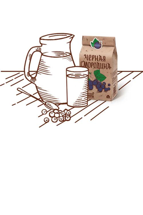 Картинка-превью для проекта Новые упаковки ягод «Сибирскогогостинца»