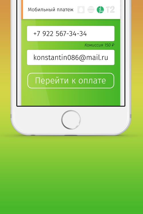 Картинка-превью для проекта Форма оплаты «РФИбанка»