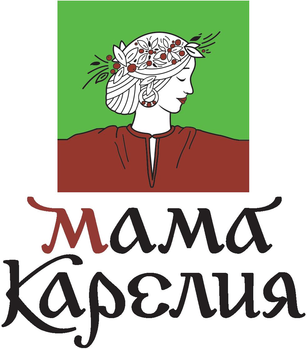 Логотип Мама Карелия