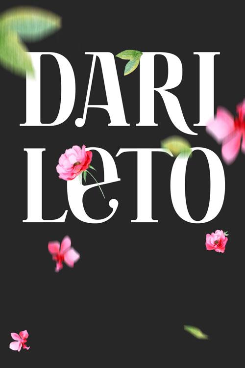 """Картинка-превью для проекта """"Логотипфотографа DariLeto"""""""