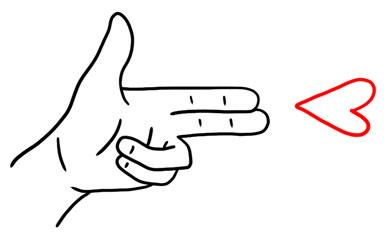 Fingershot